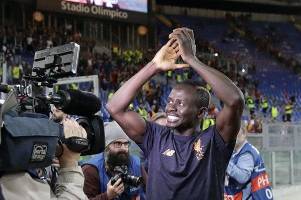 Sadio Mane bude najväčšou hviezdou Senegalu na MS v Rusku.