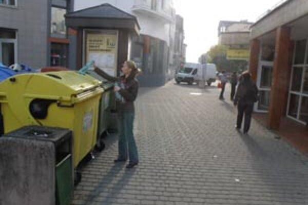 Žilinčania začnú naozaj tiediť odpad. O tom, kto ho bude spracovávať, sa rozhodne vo výberovom konaní.