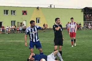 Stret Vargu so Spišákom si odnieslo obočie gólmana.