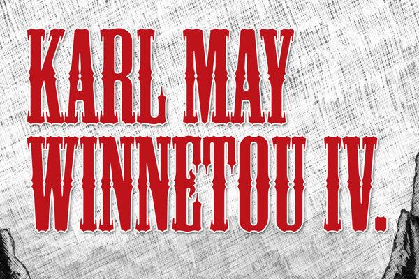 Publikácia Winnetou 4 (Karl May)