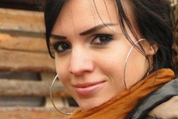 Redaktorka Veronika Chúpeková.