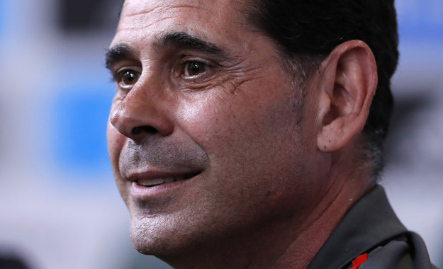 Fernando Hierro povedie Španielsko na šampionáte.