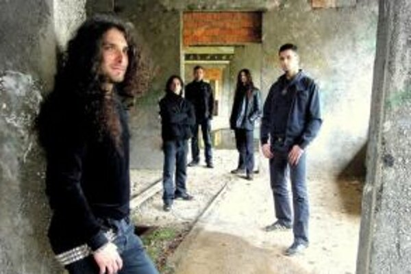Core of Hell. Láska k metalu zviedla dokopy päť mladíkov. Pracujú na svojom prvom albume.