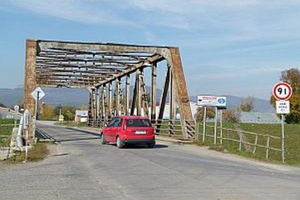 Most je zaradený do šiesteho stupňa poškodenia zo siedmich.