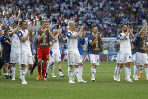 Island naznačil, že je schopný obrať o body každý tím na svete.