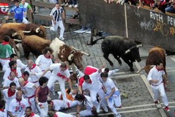 Beh pred býkmi je v Španielsku športom.