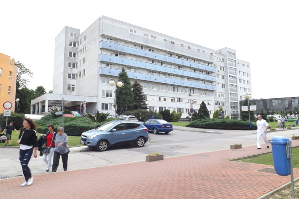 Lekára zadržali vlani v septembri v chirurgickom pavilóne.