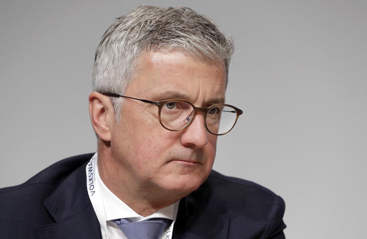 Šéfa Audi kvôli emisnej kauze zadržala polícia - ekonomika.sme.sk