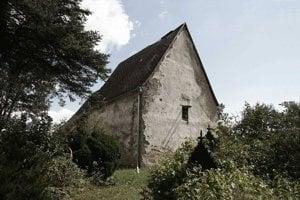 Kostol v Rybníku.