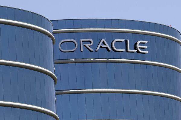 Technologická spoločnosť Oracle.