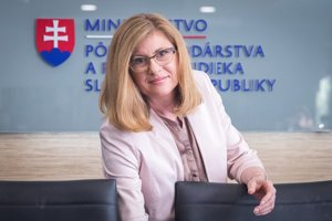 Gabriela Matečná.