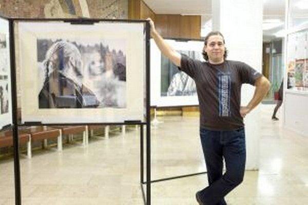 Mladý fotograf bol tanečníkom Považanu.