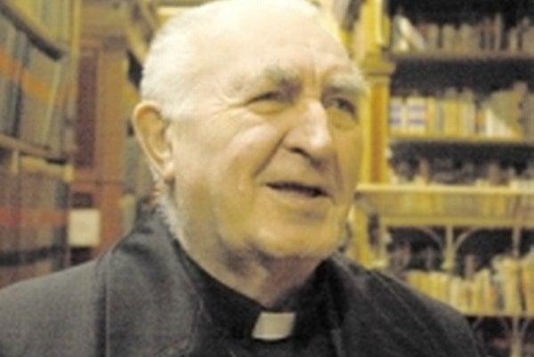 Monsignor Ladislav Belás