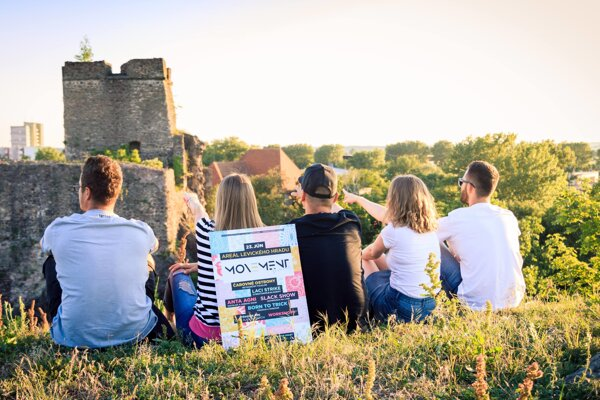 Festival Movement sa koná v sobotu v areáli Levického hradu.