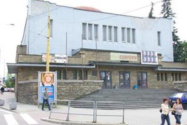Kino Centrum v Žiline končí. Ľudia navštevujú radšej predstavenia v multiplexe.
