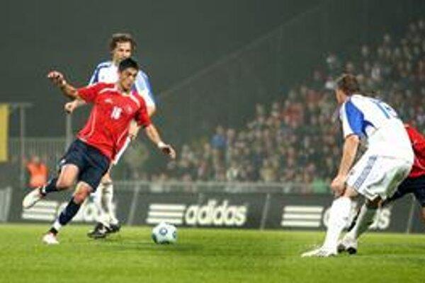 Atmosféra na reprezentačnom zápase s Čile všetkých uchvátila.