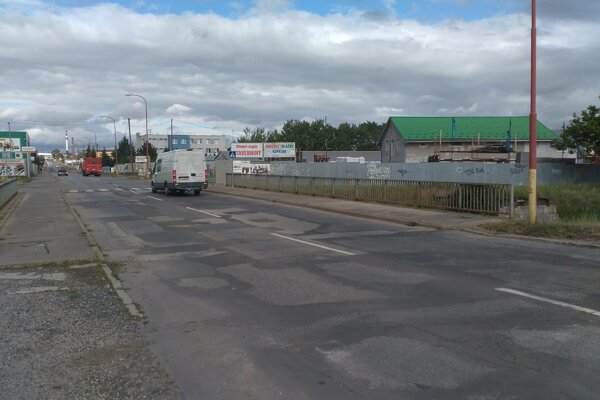 Mikovíniho ulica.