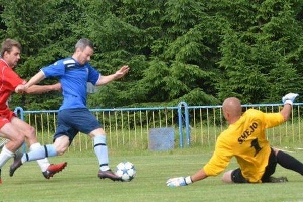 Duel v Turčianskych Tepliciach dal bodku za futbalovou sezónou.