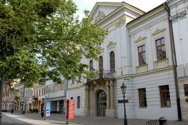 Východoslovenská galéria v Košiciach.