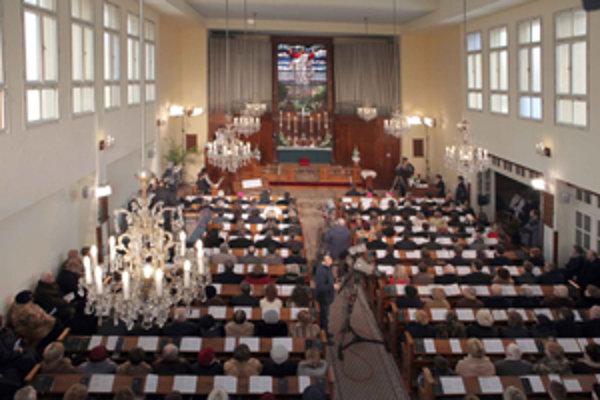Ekumenický týždeň na Slovensku vyvrcholil v nedeľu spoločnou modlitbou v Žiline.