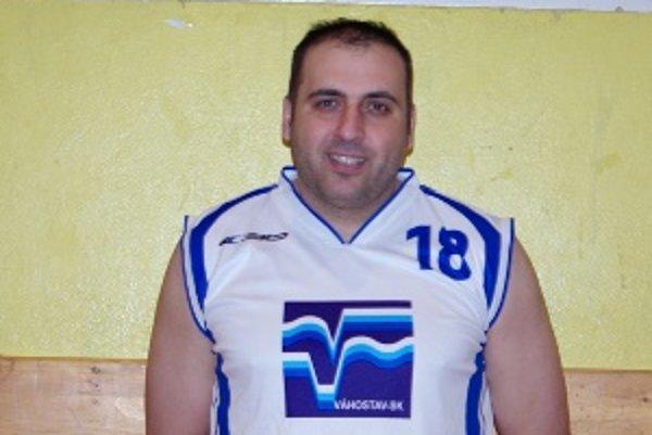 Dejan Stojanovič. Chcel by dosiahnuť ešte tretí slovenský titul.