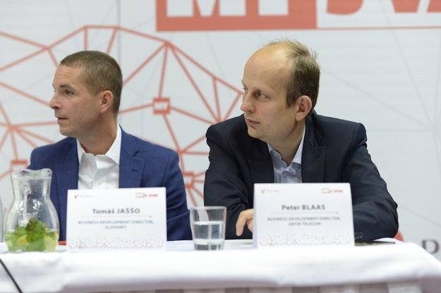 Diskusia Smart cities v Trnave. Peter Blaas – Business Development Director, Antik Telecom.