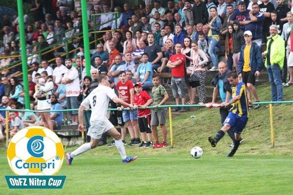 Vo finále prvého ročníka Campri Cupu sa stretli Cabaj-Čápor a Machulince. Hralo sa v Dolných Obdokovciach.