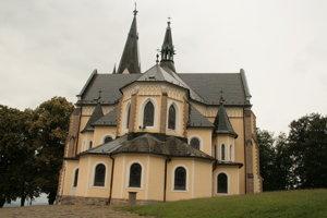 Bazilika minor na Mariánskej hore