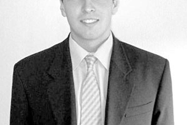 Vladimír Hrivnák,asistent riaditeky SZSŠ v Žiline.