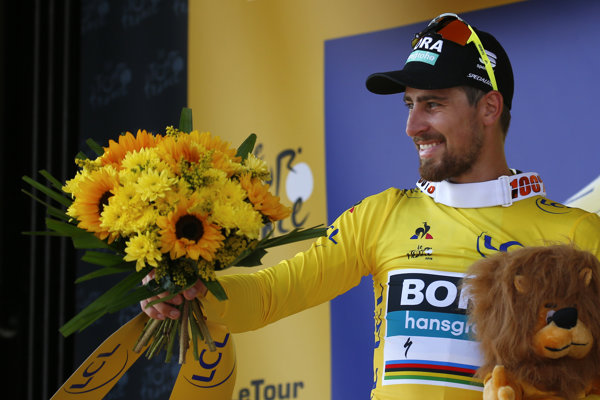 Peter Sagan Tour De France 2021