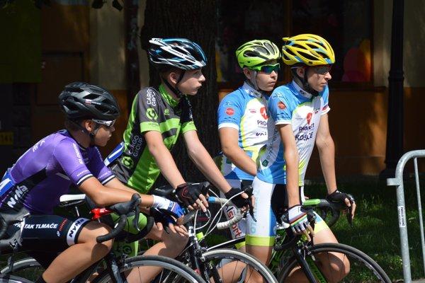 Aj v košickom klube pociťujú záujem o cyklistiku.