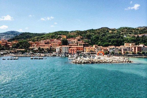 Medzi najkrajšie toskánske pláže určite patria aj tie na ostrove Elba