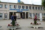 Univerzitná nemocnica v Martine - archívna fotografia.