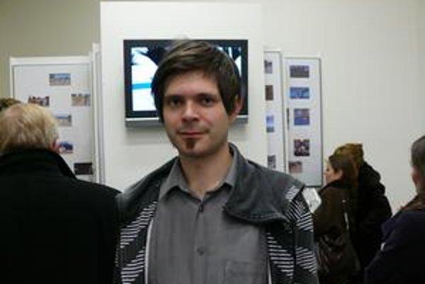 Matej Vakula. S komunitou ľudí okolo Second Life komunikoval pol roka.