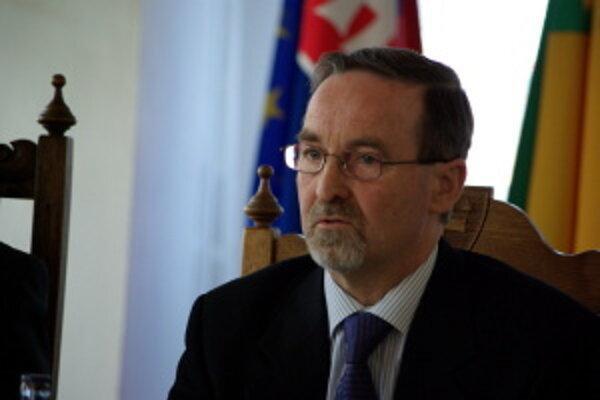Vladimír Šalaga, riaditeľ Štátneho komorného orchestra Žilina.