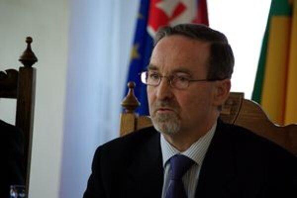 Vladimír Šalaga, riaditeľ Štátneho komorného orchestra v Žiline