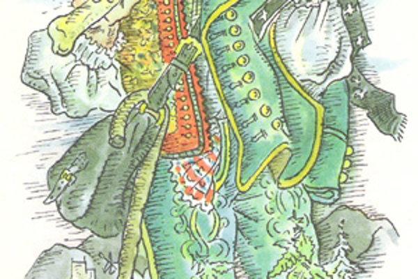 Dobšinského rozprávky ilustrovali viacerí naši ilustrátori, ako Martin Benka, Ľudovít Fulla či Albín Brunovský.