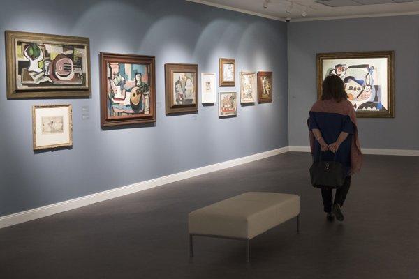 Výstava potrvá do 21. októbra 2018.
