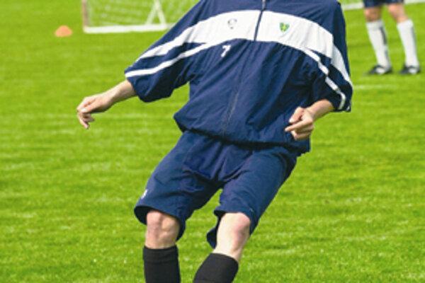 Mário Pečalka sa po operácii lícnej kosti zapojí do prípravy približne o dva týždne.