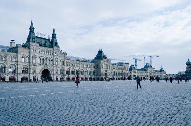 Ruské mestá sú pulzujúce metropoly.
