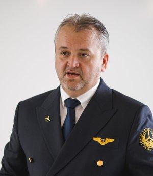 Dekan Leteckej fakulty Technickej univerzity v Košiciach Stanislav Szabo.