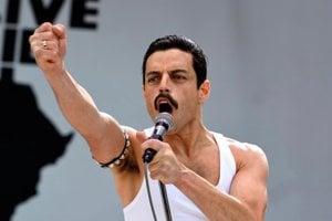 Freddie Mercury v podaní Ramiho Maleka.