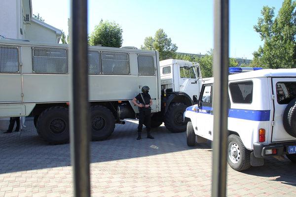 Aslan Jandiev je už v ruskom väzení. (Ilustračné foto)