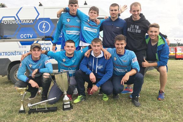 Muži Ďurďového si v Brvništi vybojovali druhé miesto.