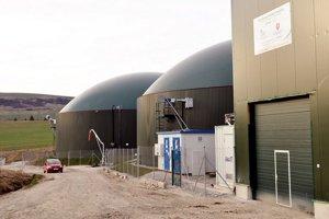 Bioplynová stanica v Tvrdošíne vyrába elektrickú energiu a teplo, čoskoro bude hotová aj sušiaca a peletizačná linka.