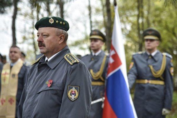 Generál Pavel Macko.