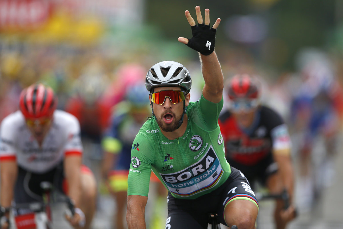 e0c9c799de3fb 13. etapa online: Peter Sagan na Tour de France 2018 - Šport SME