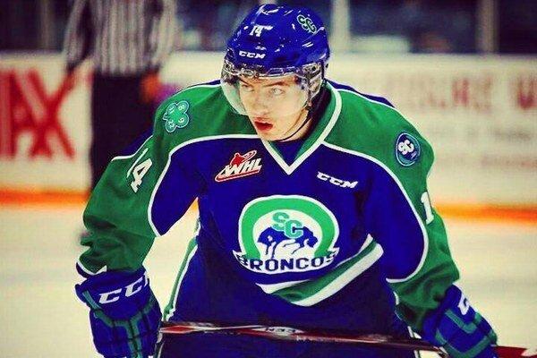 Kristián Ferleťák odohral uplynulú sezónu v Kanade.