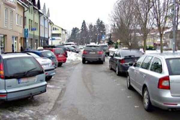 Keď budú záchytné parkoviská, centrum mesta by sa malo uvoľniť.