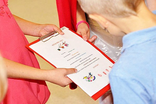 Sľub prváka počas slávnostnej imatrikulácie tento rok zloží deväť detí.